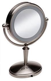 revlon rv970 lighted magnifying mirror