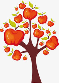 apple tree clipart png. apple tree, vector, ai, cartoon free png and vector tree clipart png