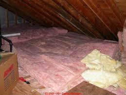 Fiberglass Contamination Test Procedure for buildings & photo of yellow fiberglass building insulation photo of pink fiberglass  building insulation Adamdwight.com