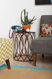 Metal Side Tables For Bedroom 17 Best Images About Indian Furniture On Pinterest Rusted Metal