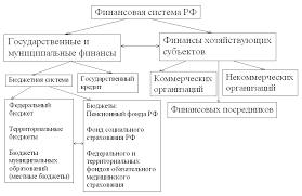 Элементы финансовой системы Российской Федерации Курсовая работа