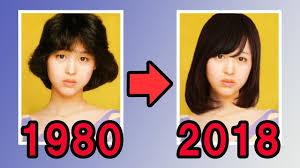 80年代アイドルの髪型を現代風にしてみたバブリーダンスブームに逆行