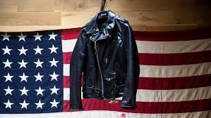 america s rebels all love their schott perfecto leather jacket