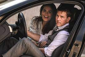 Tom Cruise & Hayley Atwell reportedly ...