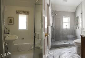 master bathroom remodels before and after. Modren Remodels Bathroom Remodeling Before And After Image Gallery Small Remodels  Inside Master U