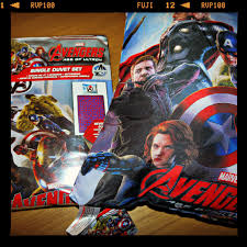 Marvel Bedroom Accessories Inside The Wendy House Marvel Avengers Age Of Ultron In The Bedroom