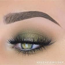 31 pretty eye makeup looks for green eyes pretty eye makeup green eyes and neutral eye makeup