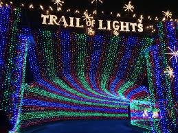 Austin Christmas Light Festival Navigating The Trail Of Lights 2019 Christmas In Austin