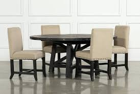 dining set with upholstered chairs 5 piece round dining set w upholstered chairs bradford 7 piece dining room furniture set with upholstered chairs