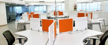 Corporate office interiors Exclusive White Austerity Of Orange And Red Accents With World View Saanvi Interiors India Private Limited Mvn Corporate Office Interiors Aum Architects