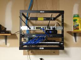 23 best home network images on pinterest home network, cable Home Work Wiring Closet my home rack, prior to selling our house Wiring Closet Diagram