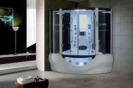 steam showers have been present in health clubs all around the world for a long time as they are useful to sooth joints invigorate a tired and relax