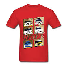 Ralli Design Shirts Us 12 48 48 Off Men T Shirt Group B New Design New Rally Car Tee Shirts Short Sleeve Homme T Shirts Plus Size Diy Tops In T Shirts From Mens