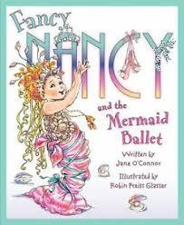 Fancy Nancy Y La Sirena Ballet por Jane Oconnor | eBay
