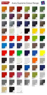 3m Vinyl Wrap Colors Chart Bedowntowndaytona Com