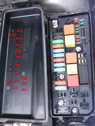 engine bay fuse relay box query Vectra C Rear Fuse Box Diagram picture of my fusebox Ford Fuse Box Diagram