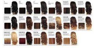 Noriko Wigs Color Chart Garnier Color Sensation Review