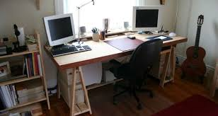 15 DIY Office Desk You Can Build Easily at Home Home And Gardening