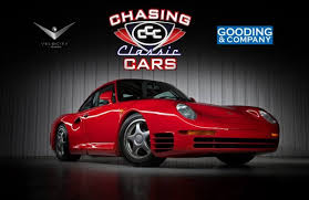 Watch Chasing Classic Cars This Monday At Est To Follow