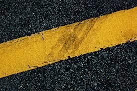 thin yellow line meaning. thin yellow line meaning