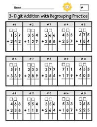 1000+ images about 3 Digit Addition and Subtraction on Pinterest ...1000+ images about 3 Digit Addition and Subtraction on Pinterest | Subtraction worksheets, Worksheets and Numbers
