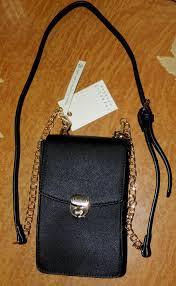 isabelle handbag black shoulder bag vegan friendly lead safe adjustable strap 1872930038014