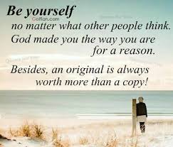 Famous God Quotes Be Yourself No Matter What Other People Think Impressive Famous Quotes About God