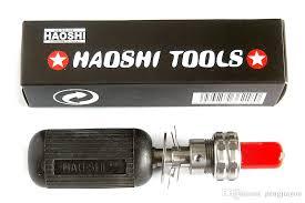 Tubular Lock Pick Vending Machine Mesmerizing Haoshi Advanced Tubular Lock Pick 448 Pin48 Pin48 Pin Professional