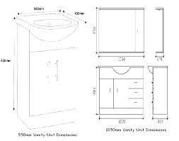 bathroom cabinet sizes standard height above toilet vanity sink