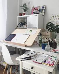 desk inspiration. Brilliant Inspiration Image Result For Art Desk Inspo And Desk Inspiration