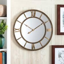 fullsize of sleek mirror wall clocks mirror wall clocks uk extra large mirror wall clock