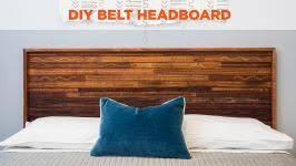 diy belt headboard 01 09