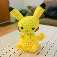 Crochet Pokemon Patterns Awesome Decorating Ideas