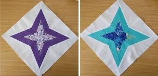 10 FREE Star Quilt Patterns You'll Love! & Piece Diamond Star Block Adamdwight.com