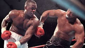 Buster Douglas: I wasn't impressed with the success Mike Tyson was having