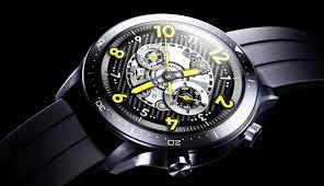 Realme Watch S Pro mit SpO2-Sensor, GPS ...