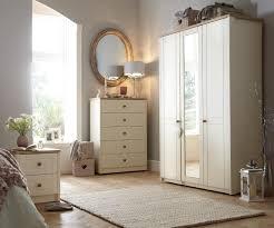 cream bedroom furniture. Cream 3 Door Mirrored Wardrobe And Matching Drawer Chests Bedroom Furniture T