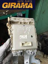 toyota yaris fuses fuse boxes toyota yaris mk2 2005 2009 fuse box 82730 52700 8f09 0568