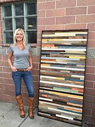 raw restorations reclaimed wood wall art