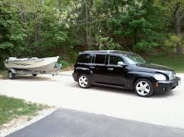 boat towing with a HHR 2010 - Chevy HHR Network