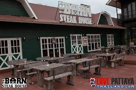 The Barn Steakhouse is located over at Pattaya Sheep Farm