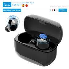 <b>EDIFIER TWS1 wireless</b> earphones <b>bluetooth</b> 5.0 aptX Touch ...