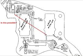 fender jazzmaster wiring fender image wiring diagram fender jazzmaster wiring mods wiring diagrams and schematics on fender jazzmaster wiring