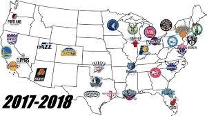 us map nba teams nba team logos through the years