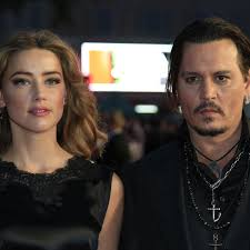 Johnny Depp accuses ex-wife Amber Heard of 'painting-on' bruises   Johnny  Depp