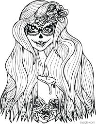 Coloring Pages Hair Coloring Pages People Coloring Pages People