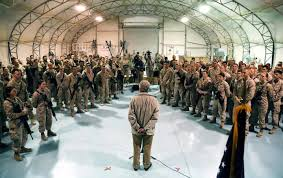 the us war on terror is playing right into isis s hands the nation us defense secretary chuck hagel speaks to troops at camp bastion on 8 2013 reuters mark wilson