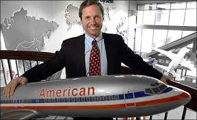 Dan Garton American Airlines executive vice president for