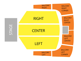 Royce Hall Detailed Seating Chart Royce Hall Ucla Seating Chart And Tickets Formerly