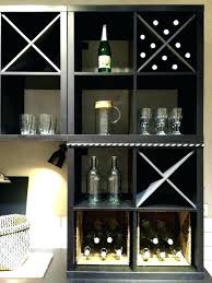 wine racks under cabinet wine rack ikea wine racks wine rack insert large image for